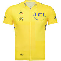Le Coq Sportif Kids Tour De France 2018 Replica Yellow Jersey