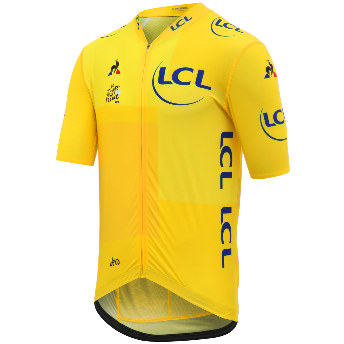 Le Coq Sportif Tour De France 2018 Pro Yellow Jersey - XXL