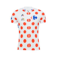 Le Coq Sportif Kids Tour De France 2018 Replica King of the Mount