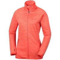 Columbia Womens Sapphire Trail™ Fleece Jacket Red L