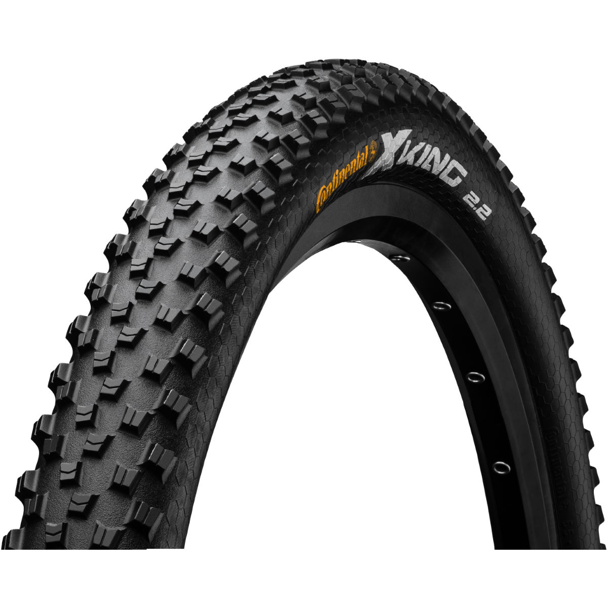 Pneu VTT Continental X King (souple, ProTection, 2018) - 2.2' 26'