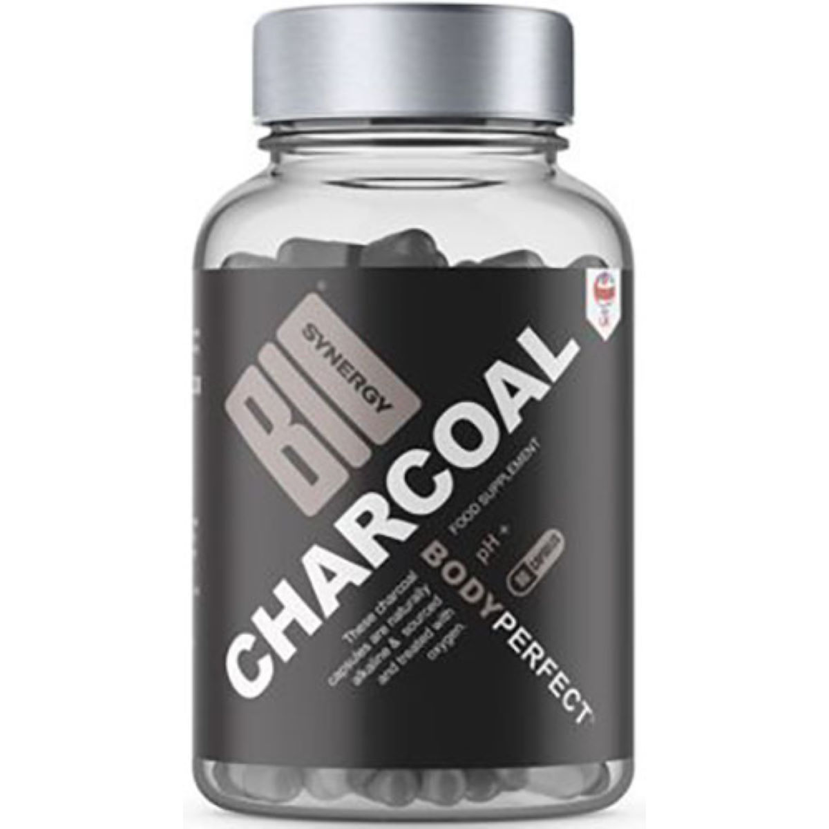 Bio-Synergy Body Perfect Charcoal (60 Capsules) - Vitaminas y suplementos