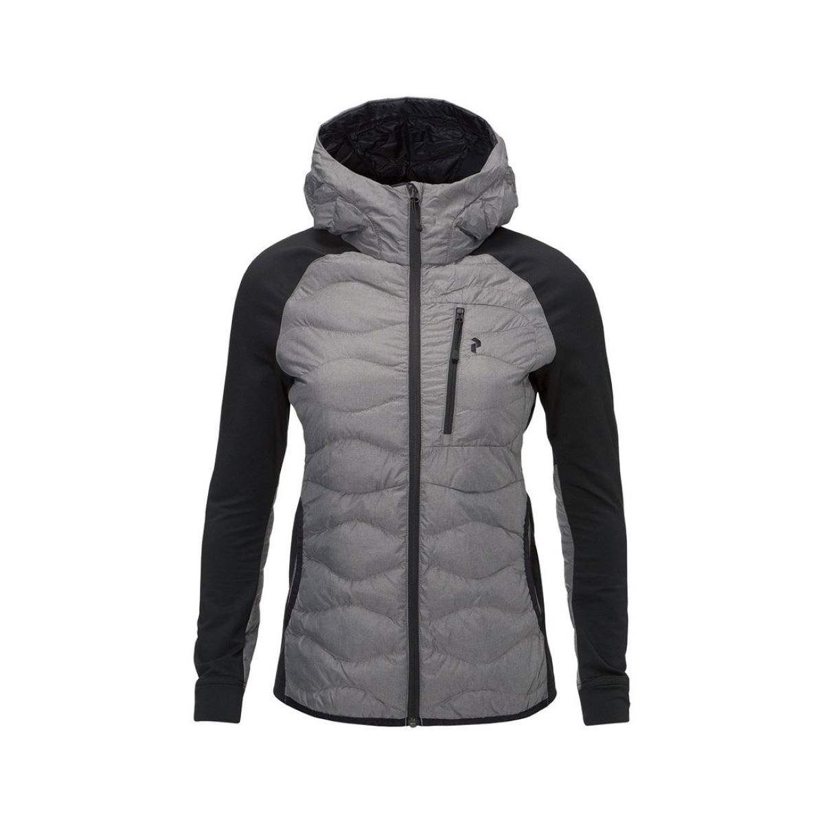 Peak Performance Women's Helium Hood Jacket Melange - Chaquetas