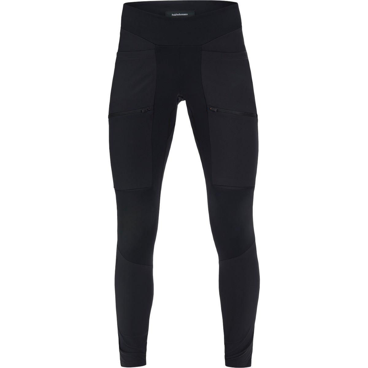 Peak Performance Women's Track Tights - S Black | Running Tights