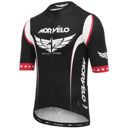 Morvelo 10 Year Celebration Jersey - Unity