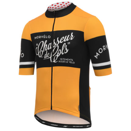 Morvelo 10 Year Celebration Jersey - Chasseur De Cols