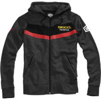 100% Geico Honda Point Hooded Sweatshirt