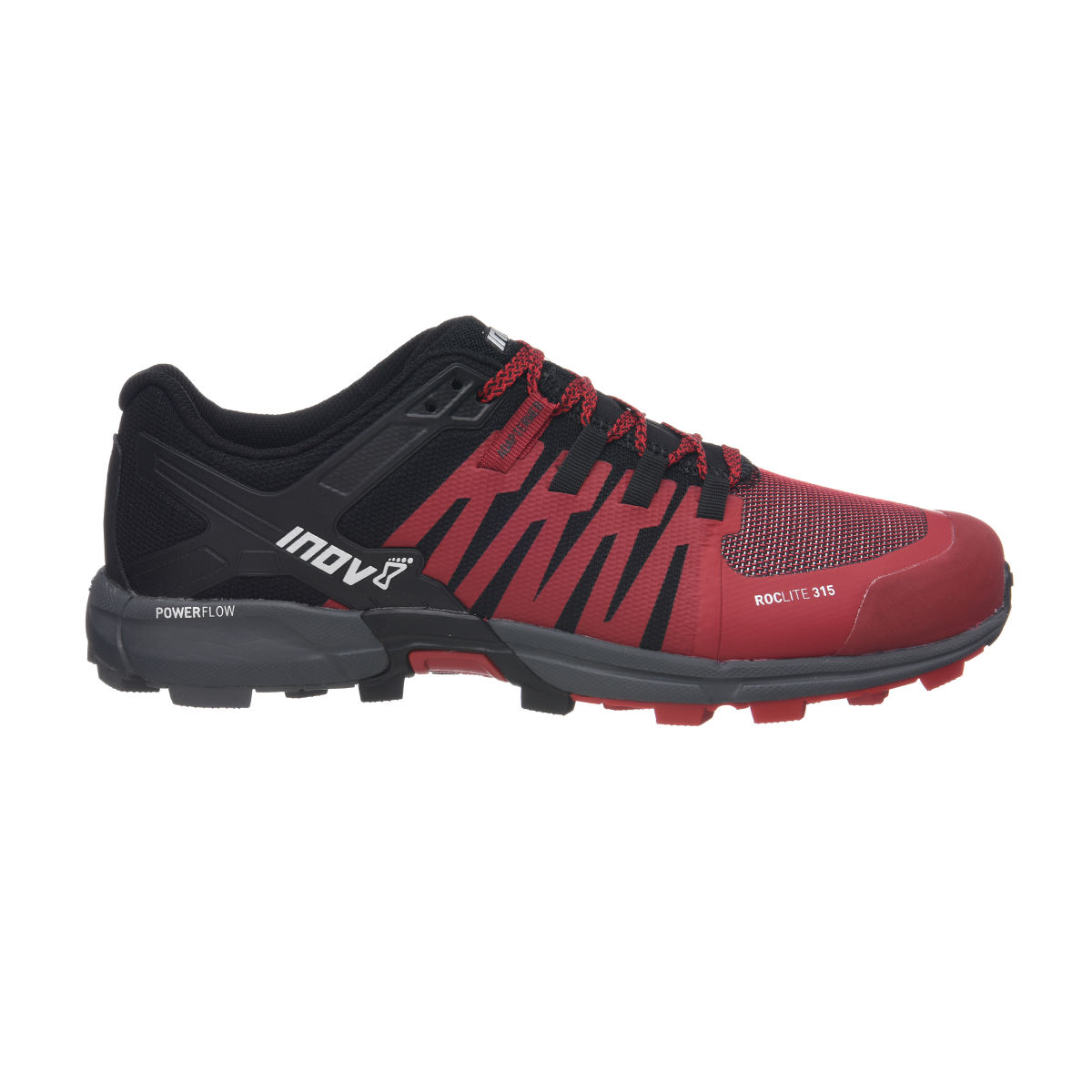 Inov-8 Roclite 315 GTX Shoes - UK 9 Black/Red | Offroad Running Shoes