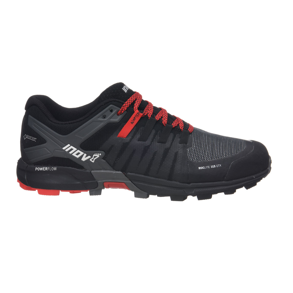 Inov-8 Roclite 315 Shoes - UK 9 Red/Black | Offroad Running Shoes