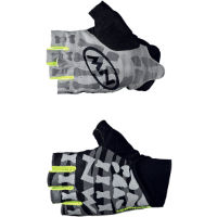 Northwave Access Skeleton Original Short Finger Gloves