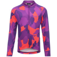 dhb Kids Long Sleeve Jersey - Paint Camo