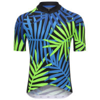 dhb Blok Short Sleeve Jersey - Christmas Palm