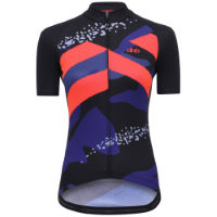 dhb Blok Womens Short Sleeve Jersey - Strike