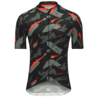 Maillot dhb Blok (camouflage tigre, manches courtes)