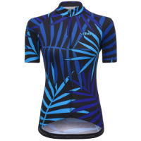 dhb Blok Womens Short Sleeve Jersey - Tropical