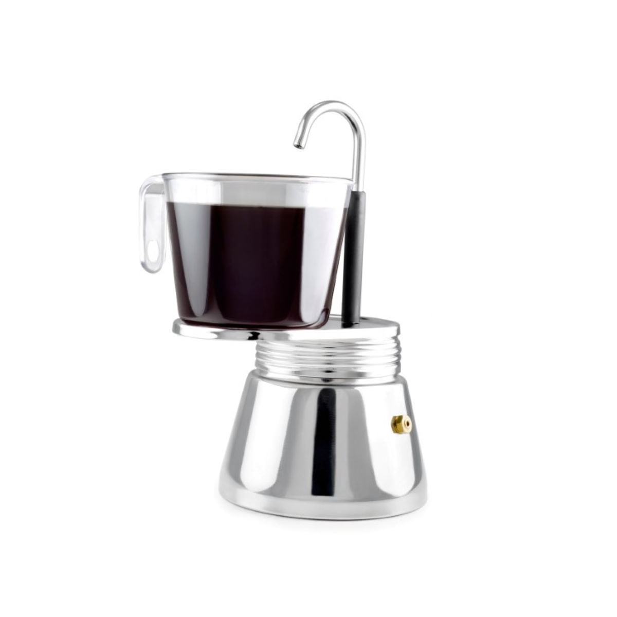 GSI Outdoors Mini-Espresso Set 4 Cup - Cafeteras