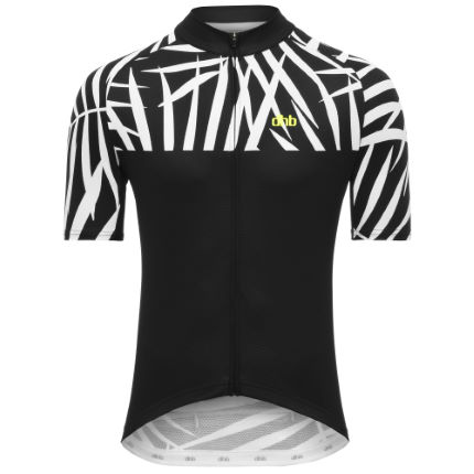 dhb Blok Short Sleeve Jersey - Palm