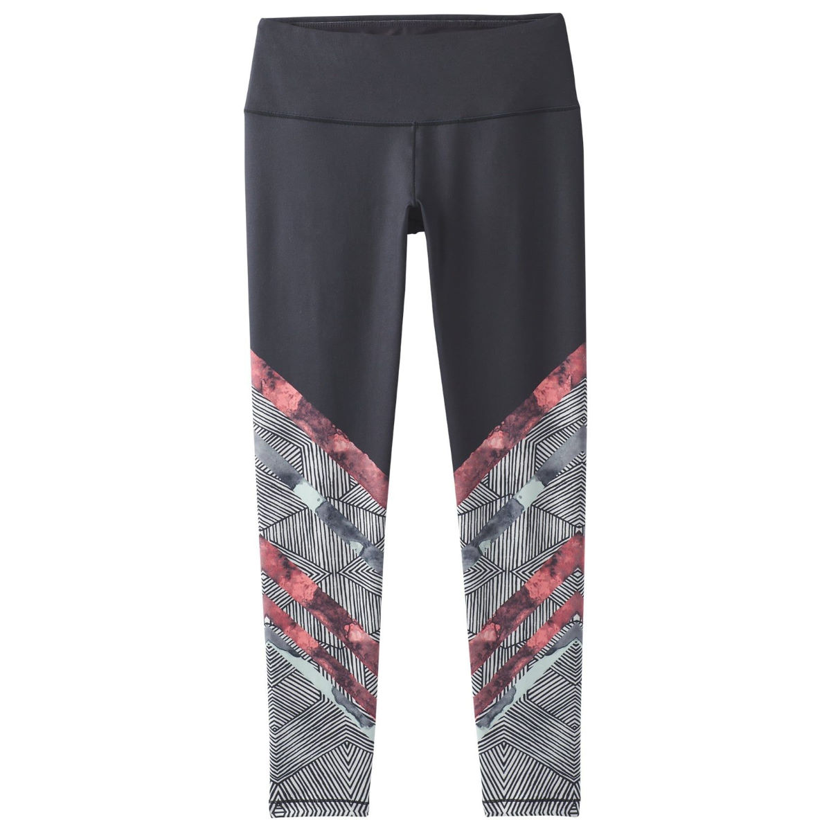 PrAna Women's Pillar Printed Yoga Legging - Mallas