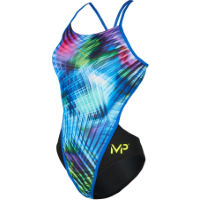 MP Womens Florida Open Back Swimsuit
