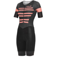 Stolen Goat Womens Sixer Pink Tri-Suit Sleeves