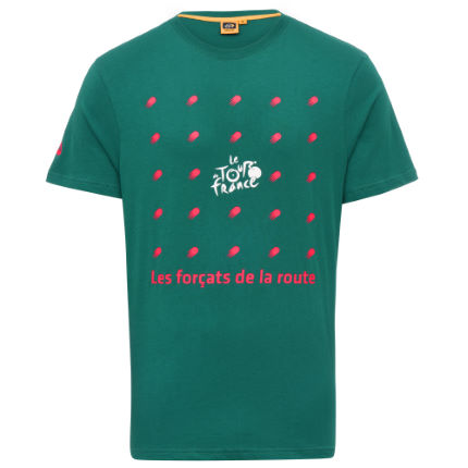 Le Coq Sportif Pois Destructure Graphic T-Shirt