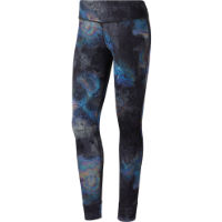 Reebok Womens Lux Bold Tight - Oil Slick