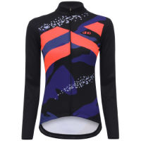 dhb Blok Womens Long Sleeve Jersey - Strike