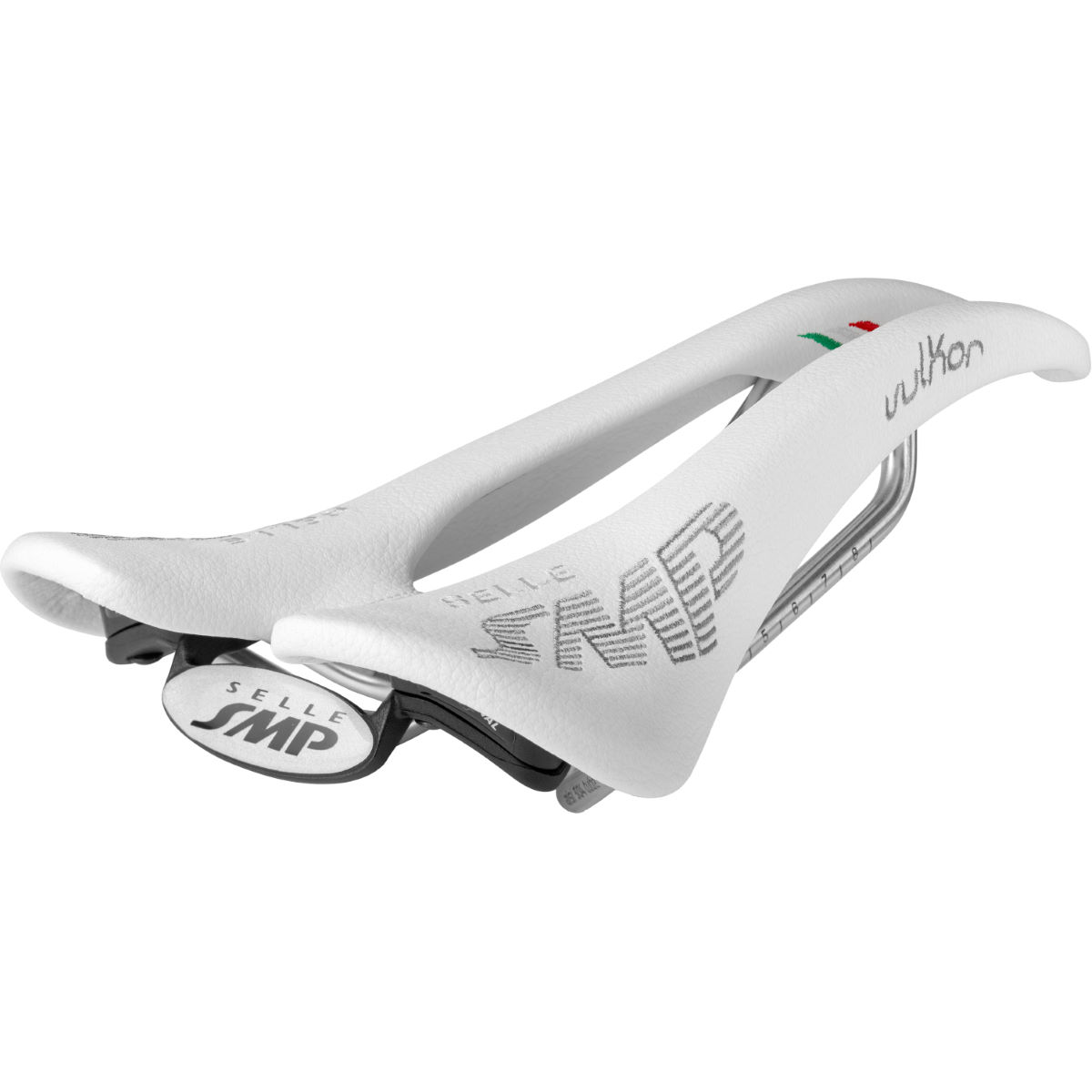 Selle Selle SMP Vulkor - 266 x 136mm Blanc Selles