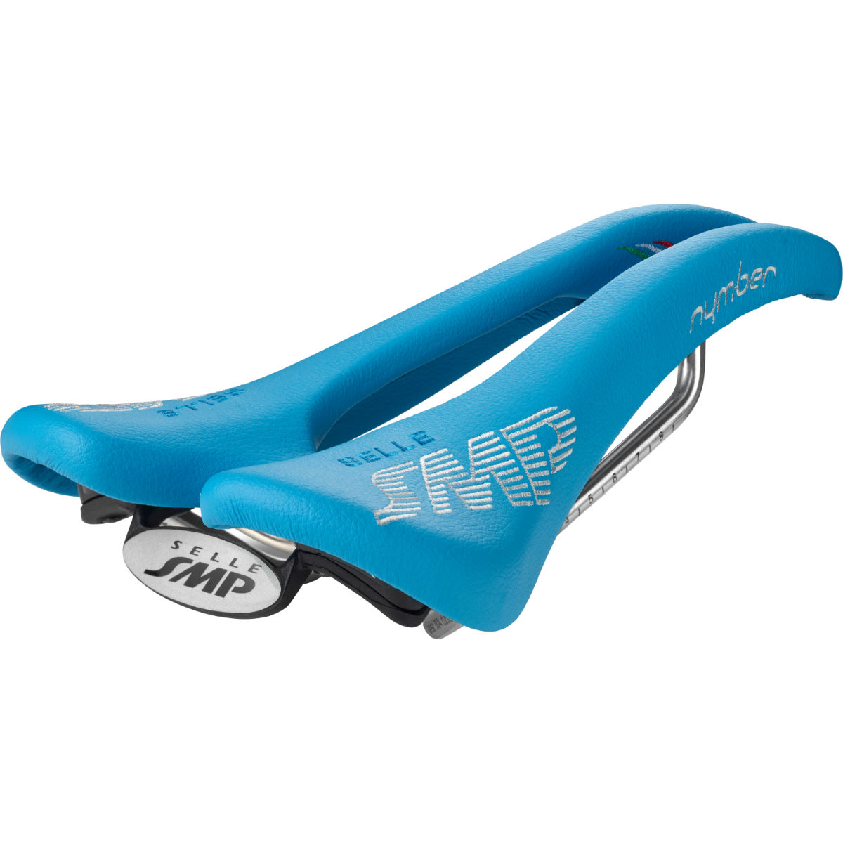 Selle Selle SMP Nymber - 267 x 139mm Bleu clair Selles