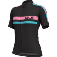 Alé Exclusive Block Stripe fietstrui voor dames