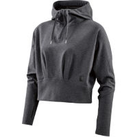 SKINS Womens Activewear Spade Light Fleece Hoodie