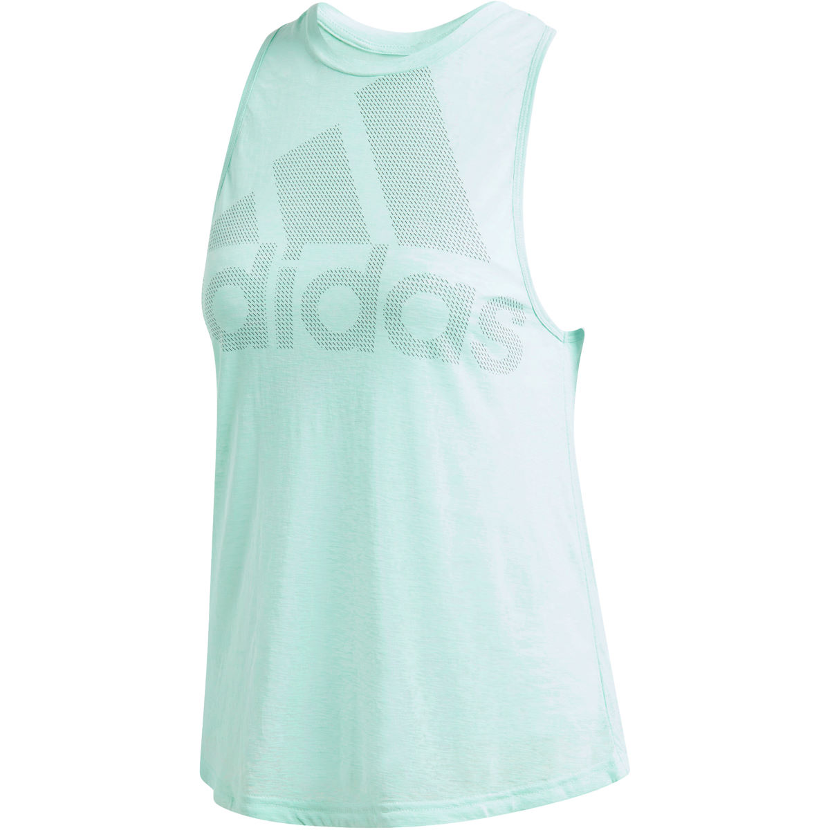 adidas Women's Magic Logo Tank - Camisetas sin mangas para running