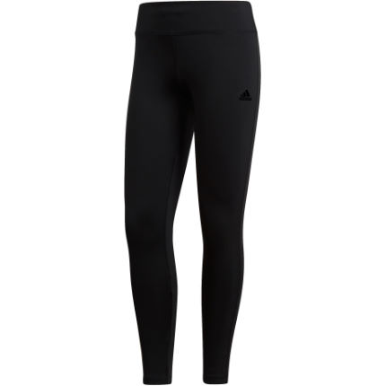 adidas Women's D2M Regular Rise Solid Tight