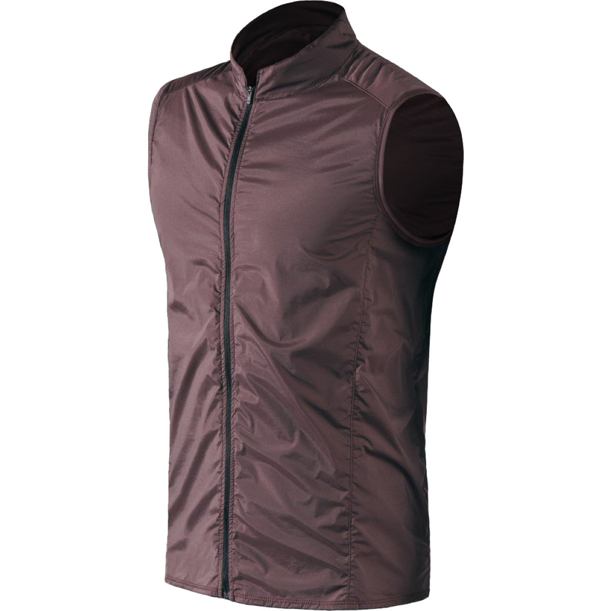 Gilet Acre Supply The Interval (sans manches) - L Burgundy