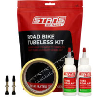 picture of Stans No Tubes Road Tubeless Tyre Kit