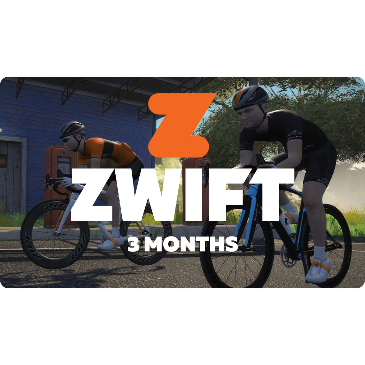Zwift 3 Month Membership - Vales regalo