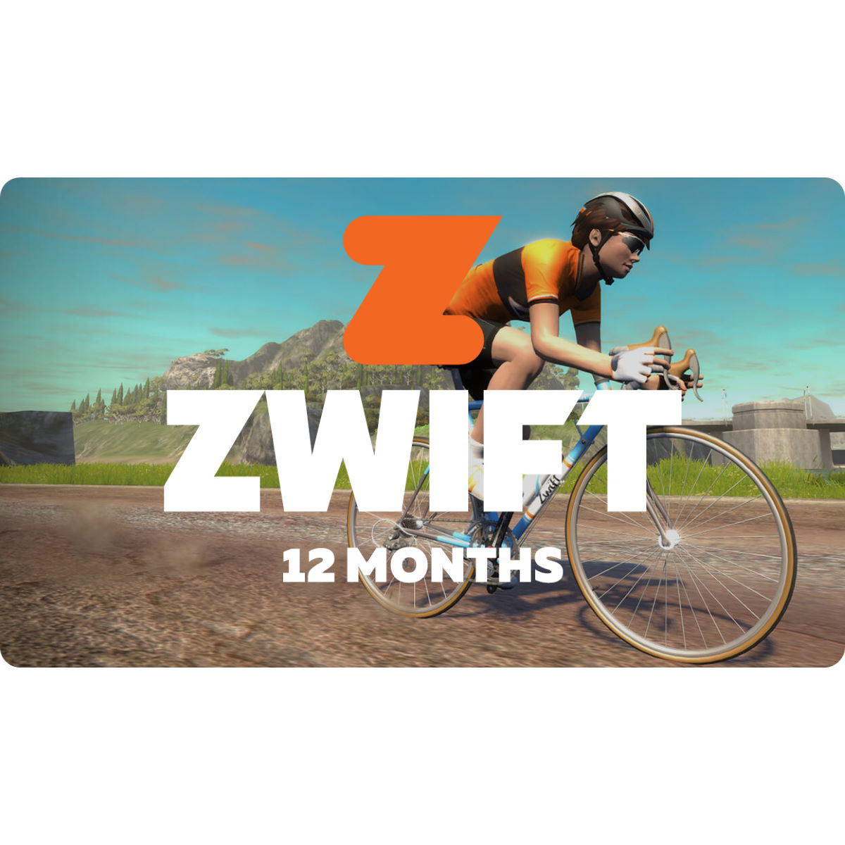Zwift 12 Month Membership - Vales regalo