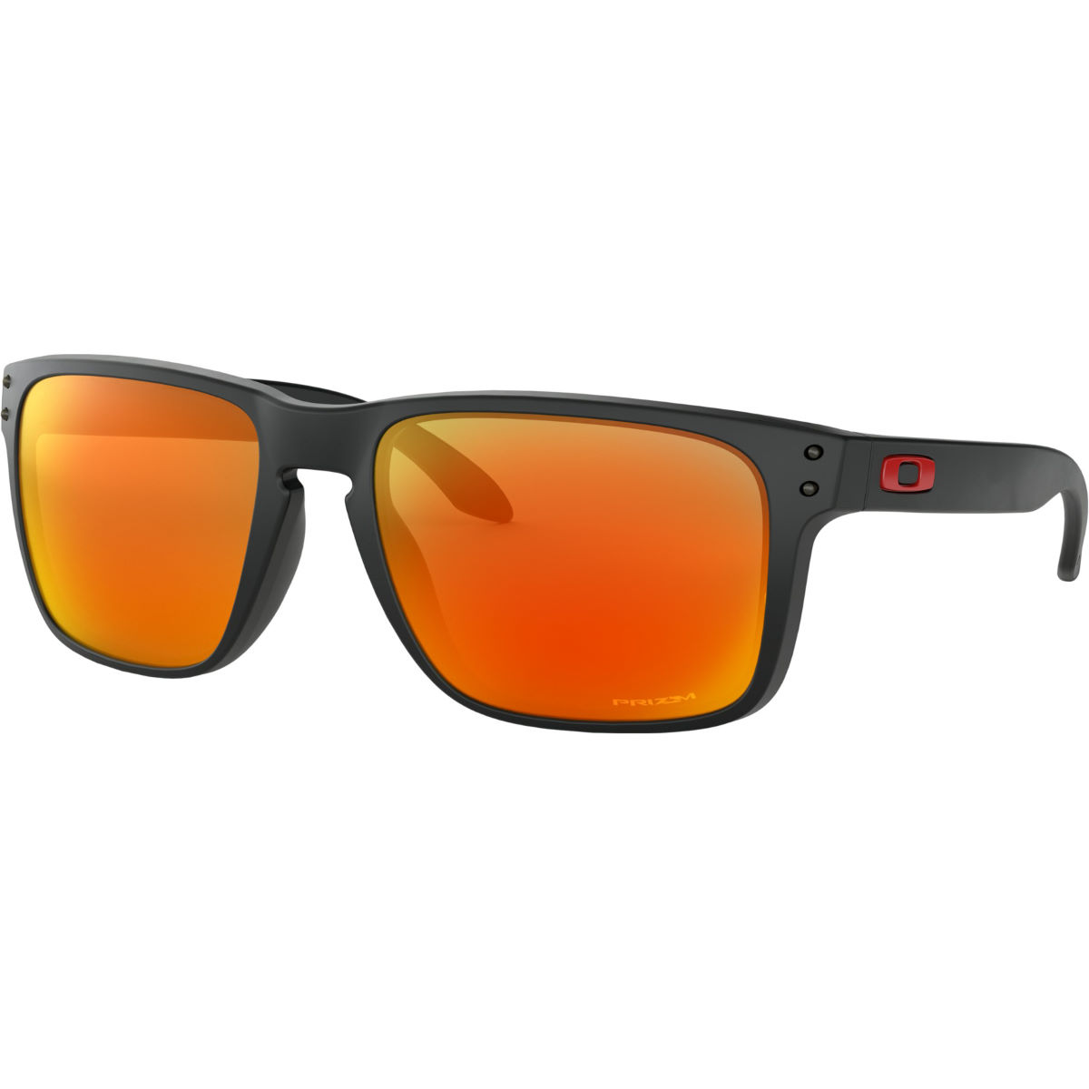 Oakley Holbrook XL Prizm Ruby - One Size Matte Black