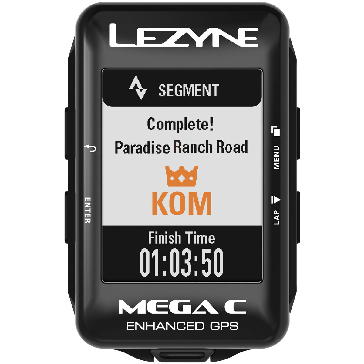 Lezyne Mega C GPS - Loaded - Ciclocomputadores