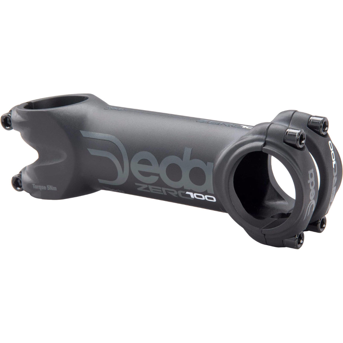 Deda Zero100 Stem - 80mm Black on Black | Stems