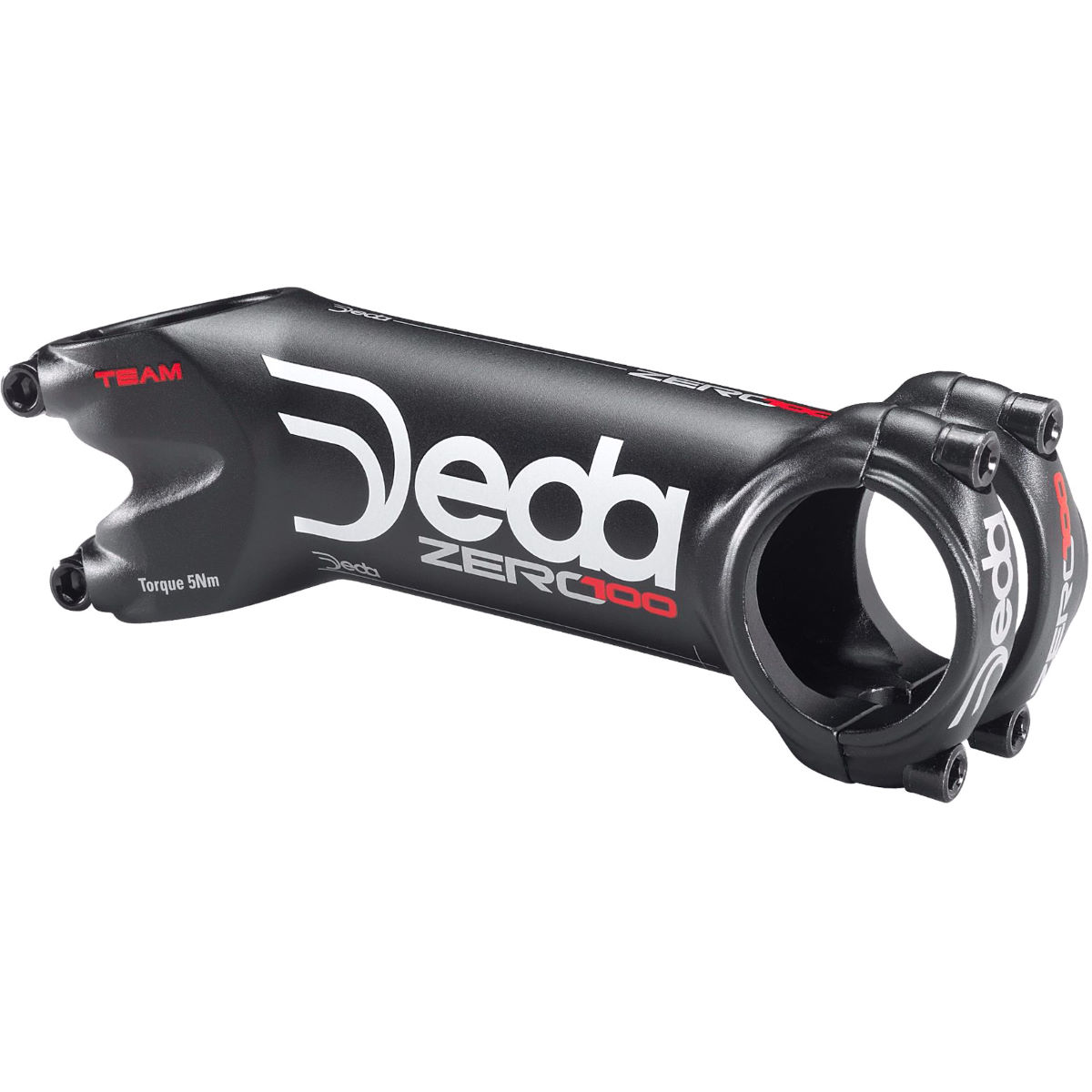 Deda Zero100 Team Stem - 100mm Black | Stems