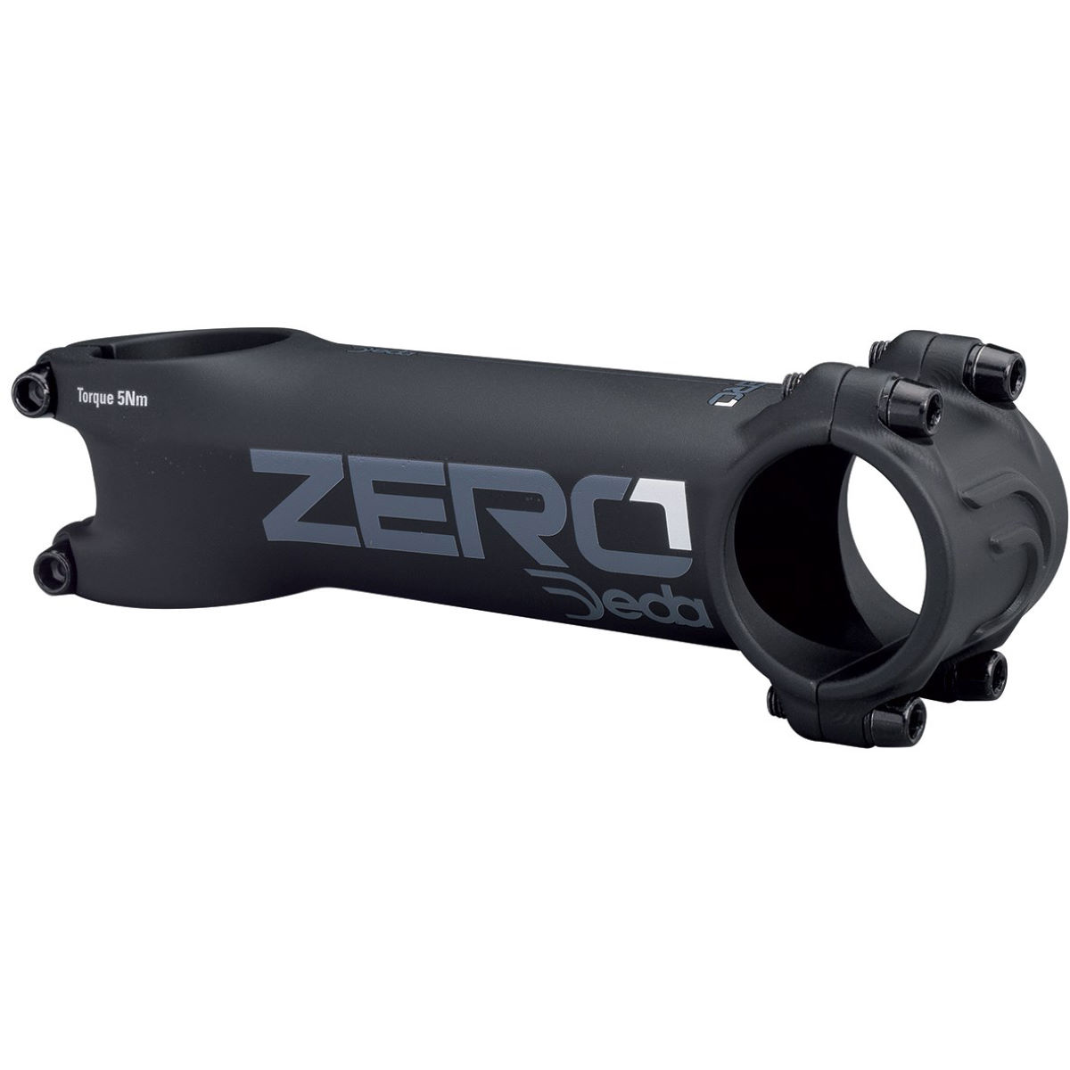 Deda Zero1 Stem - 70mm Black on Black | Stems