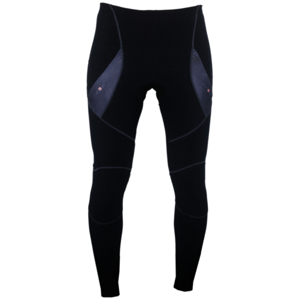 Cuissard long Funkier Thermal - S Noir Cuissards longs de vélo
