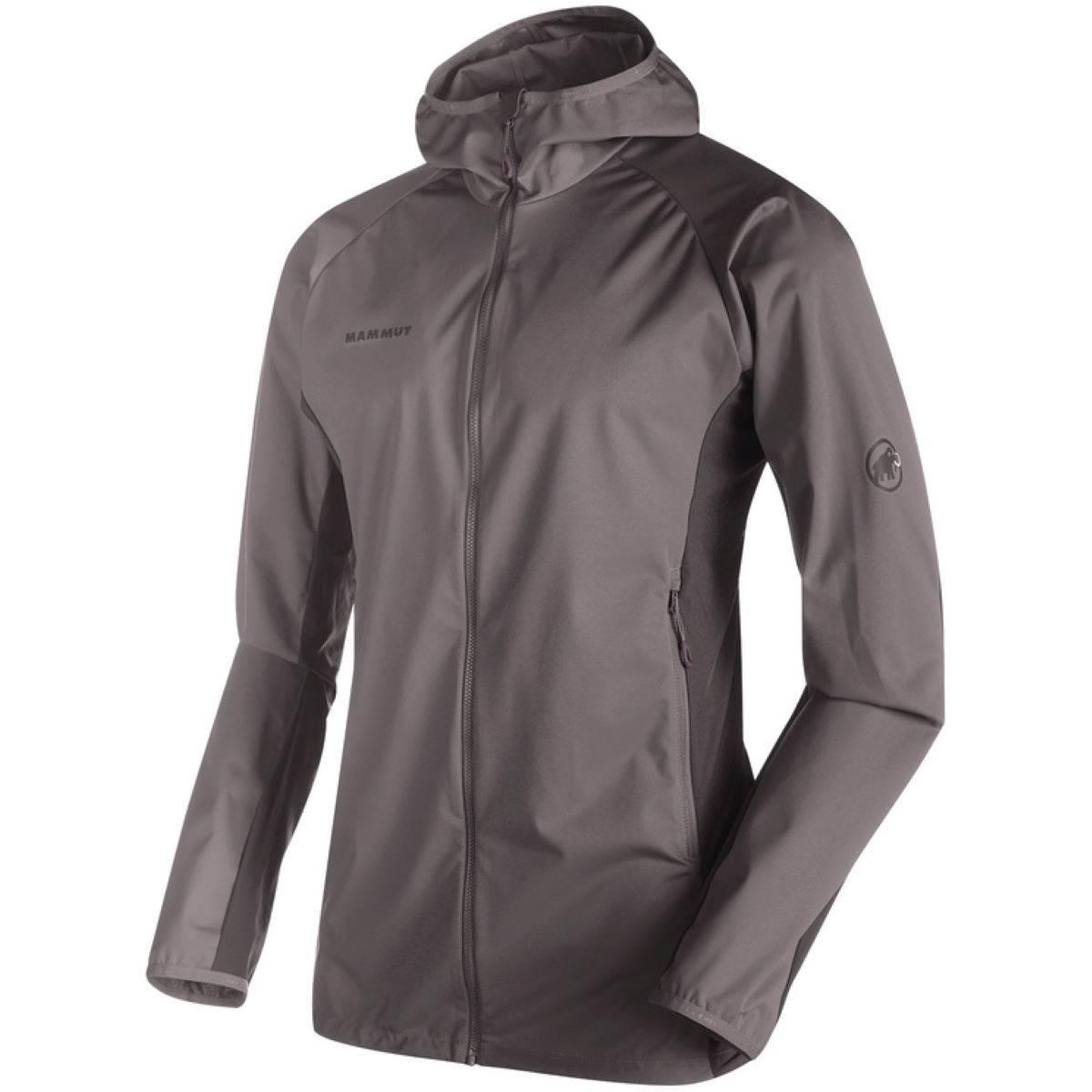 Mammut Kento Light SO Hooded Jacket - Chaquetas