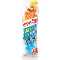 Gel energético High5 Aqua Caffeine Hit (20 x 66 g)