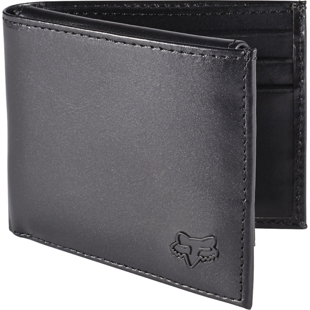 Fox Racing Leather Bifold Wallet - Carteras