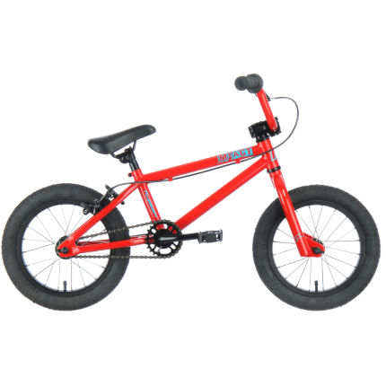 Ruption Impact BMX Bike (2019) Polished Magenta 14""