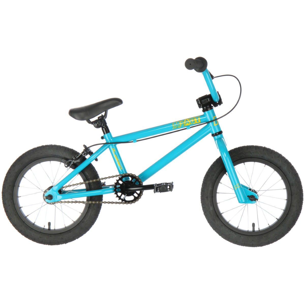 "Ruption Impact BMX Bike (2019) Polished Magenta 14"" - Bicicletas de BMX Freestyle"