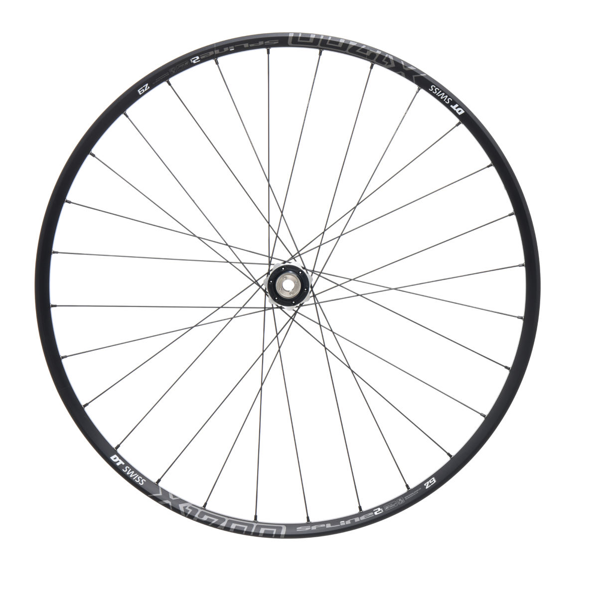 Roue avant VTT DT Swiss X 1700 Spline Two Boost - 29 - 15x110mm (25mm)