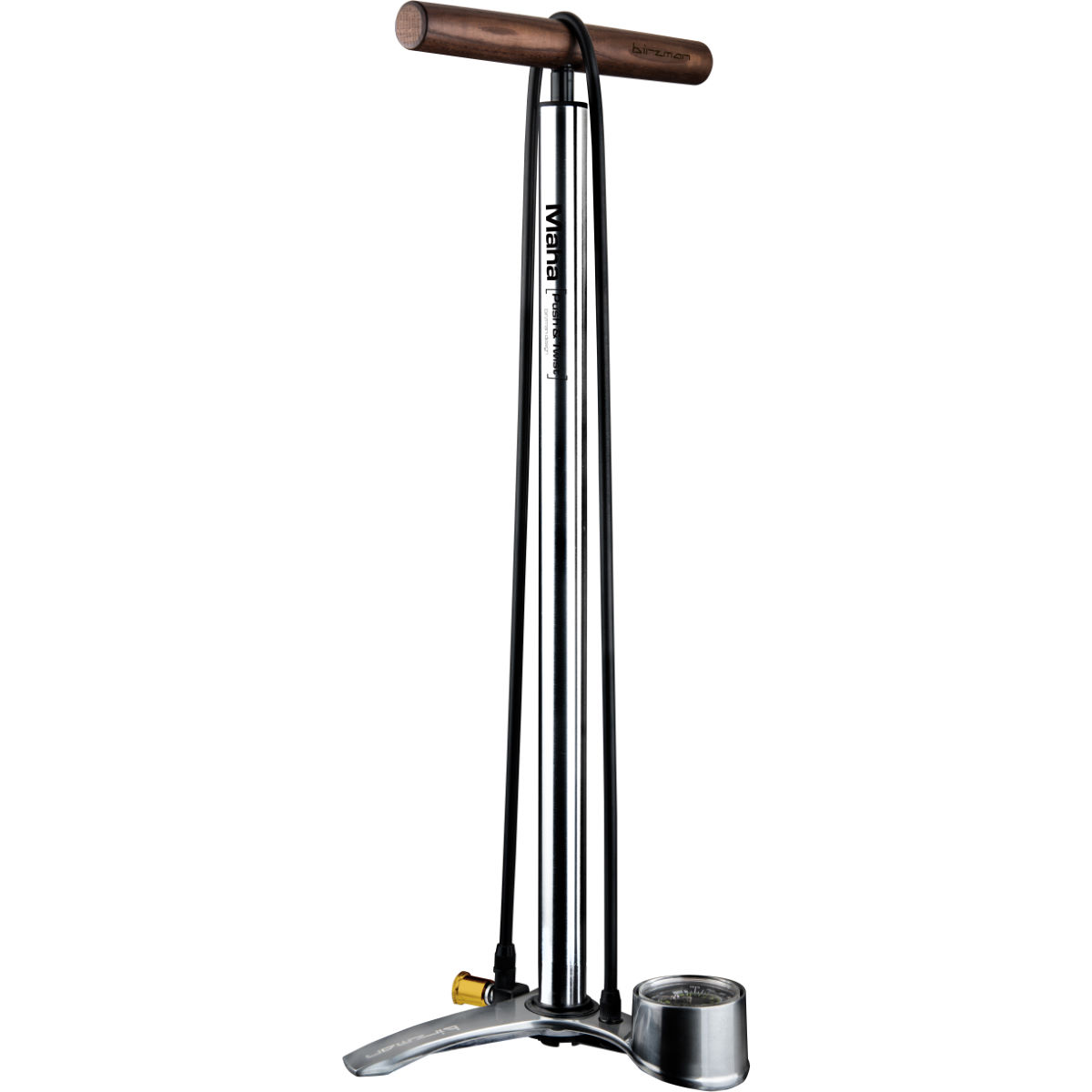 Birzman Maha Push & Twist III Floor Pump - Bombas de pie